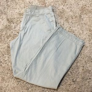 The North Face pants 100% cotton